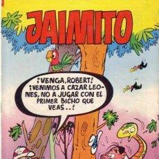 Tebeos: JAIMITO- Nº 1671 -MUY DIFÍCIL- CARBÓ-VEGA-ROBERT LLIN-ROJAS-SIFRE-1984-BUENO-LEAN-7255. Lote 101937503