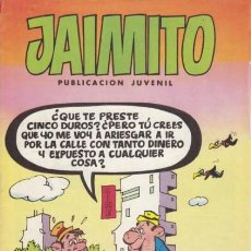 Tebeos: JAIMITO- Nº 1672 -MUY DIFÍCIL- CARBÓ-VEGA-ROBERT LLIN-ROJAS-SIFRE-1984-MUY BUENO-LEAN-7256. Lote 101942559