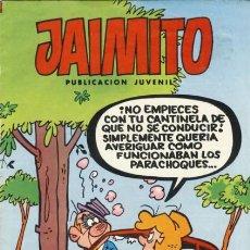 Tebeos: JAIMITO- Nº 1674 -MUY DIFÍCIL- CARBÓ-VEGA-EDUARDO VAÑÓ JR.-ROJAS-VILA-1984-MUY BUENO-LEAN-1955. Lote 176377234