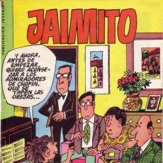 Tebeos: JAIMITO- Nº 1675 -MUY DIFÍCIL- CARBÓ-VEGA-CENDRÓS.-SIFRE-ROJAS-VILA-1984-BUENO-LEAN-7259. Lote 101944187