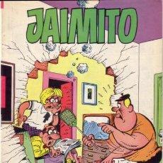 Tebeos: JAIMITO- Nº 1676 -MUY DIFÍCIL- CARBÓ-VEGA-EDGAR.-SIFRE-ROJAS-VILA-1984-BUENO-LEAN-1956. Lote 176377683