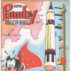 Tebeos: SUPER PUMBY ORIGINAL Nº 75 IMPECABLE, SIN CIRCULAR. Lote 101987627