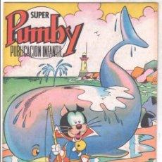 Tebeos: SUPER PUMBY ORIGINAL Nº 78 SIN CIRCULAR, COMO NUEVO. Lote 101987791