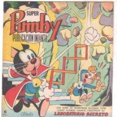 Tebeos: SUPER PUMBY ORIGINAL Nº 97 SIN CIRCULAR, COMO NUEVO. Lote 101988995