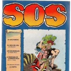 Tebeos: S O S. REVISTA DE TERROR PARA ADULTOS. Nº 01. II ÉPOCA. VALENCIANA 1974. (RF.MA)C/40. Lote 102003099