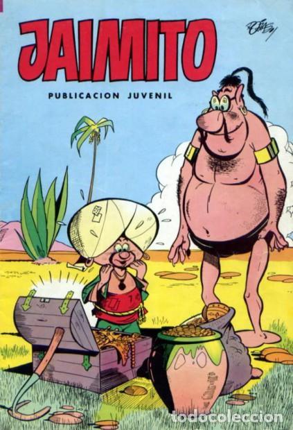 JAIMITO- Nº 1679 -DIFÍCIL-CARBÓ-BORO-EDGAR.-ANTONIO GUERRERO-SIFRE-ROJAS-CENDRÓS-1984-FLAMANTE-7263 (Tebeos y Comics - Valenciana - Jaimito)