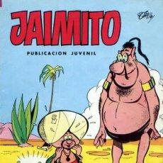 Tebeos: JAIMITO- Nº 1679 -DIFÍCIL-CARBÓ-BORO-EDGAR.-ANTONIO GUERRERO-SIFRE-ROJAS-CENDRÓS-1984-FLAMANTE-7263. Lote 102010499