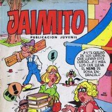 Tebeos: JAIMITO- Nº 1683 -DIFÍCIL-CARBÓ-ANTONIO GUERRERO- ROBERT-ROJAS-1984-CASI FLAMANTE-LEAN-1959. Lote 176378760