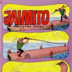 Tebeos: JAIMITO- Nº 1684 -DIFÍCIL-CARBÓ-ANTONIO GUERRERO- ROBERT-J.CASTILLO-1984-CASI FLAMANTE-LEAN-1960. Lote 176379049