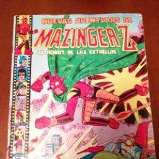 Tebeos: NUEVAS AVENTURAS MAZINGER Z N'29 AÑO 1978 (GOLIATH H-2)TERROR. Lote 102468843
