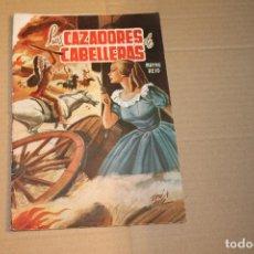Tebeos: SELECCIÓN AVENTURERA, LOS CAZADORES DE CABELLERAS, EDITORIAL VALENCIANA, AÑOS 60. Lote 102496591