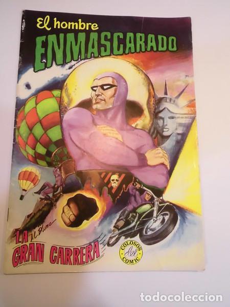 EL HOMBRE ENMASCARADO - NUM 2 - ED VALENCIANA- 1979 (Tebeos y Comics - Valenciana - Otros)