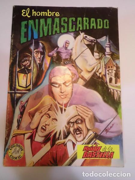 EL HOMBRE ENMASCARADO - NUM 5 - ED VALENCIANA- 1979 (Tebeos y Comics - Valenciana - Otros)