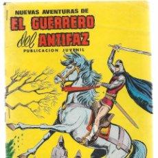 Tebeos: NUEVAS AVENTURAS DE EL GUERRERO DEL ANTIFAZ. Nº 61. FANTASMAS. VALENCIANA 1980. (Z/C2). Lote 102584427