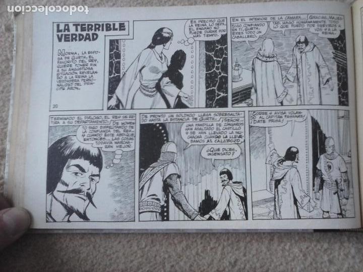 Tebeos: EL JUSTICIERO NEGRO ORIGINAL COMPLETA 1 AL 24 EDI. VALENCIANA 1965 - GUERRERO DIBUJOS, VER PORTADAS - Foto 82 - 102608587