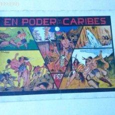 Tebeos: NIÑO GONZALO Nº 3 EN PODER DE LOS CARIBES ,COL. DE 14 - VALENCIANA ORIGINAL. Lote 102688419