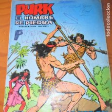 BDs: PURK, EL HOMBRE DE PIEDRA Nº 20 - ED. VALENCIANA. Lote 102854195
