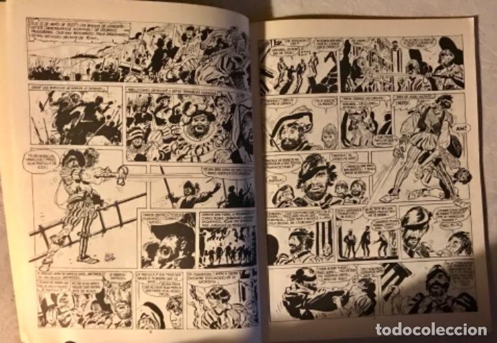 Tebeos: Fanfulla Hugo Pratt colección piloto número 6 buen estado 1983 - Foto 7 - 102963199