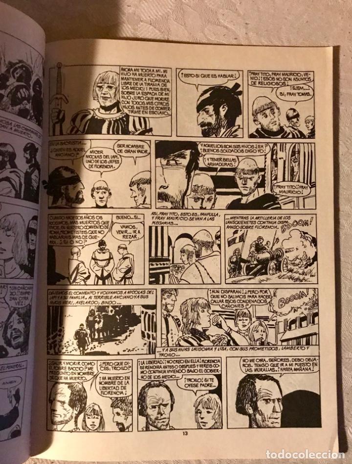 Tebeos: Fanfulla Hugo Pratt colección piloto número 6 buen estado 1983 - Foto 8 - 102963199