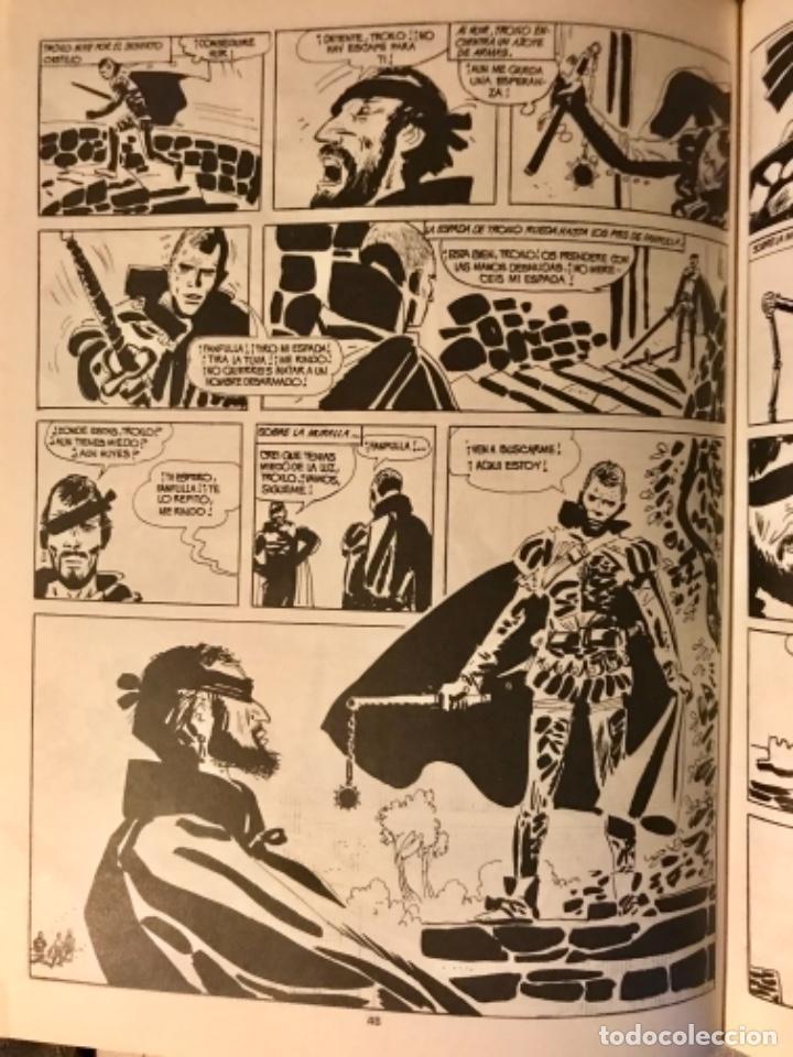 Tebeos: Fanfulla Hugo Pratt colección piloto número 6 buen estado 1983 - Foto 11 - 102963199