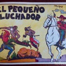 Tebeos: EL PEQUEÑO LUCHADOR (VALENCIANA) COMPLETA. 230 NUMEROS REEDITADOS EN 5 TOMOS DE LUJO.. Lote 103160495