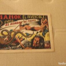 Tebeos: PURK EL HOMBRE DE PIEDRA Nº 5, EDITORIAL VALENCIANA. Lote 103184163