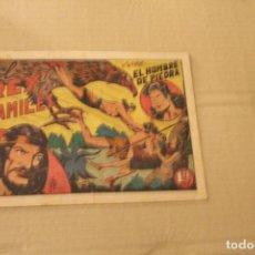 Tebeos: PURK EL HOMBRE DE PIEDRA Nº 6, EDITORIAL VALENCIANA. Lote 130119794
