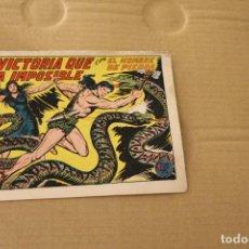 Tebeos: PURK EL HOMBRE DE PIEDRA Nº 163, EDITORIAL VALENCIANA. Lote 103196103