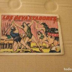 Tebeos: PURK EL HOMBRE DE PIEDRA Nº 198, EDITORIAL VALENCIANA. Lote 103197143
