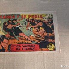 Tebeos: PURK EL HOMBRE DE PIEDRA Nº 13, EDITORIAL VALENCIANA. Lote 103211987