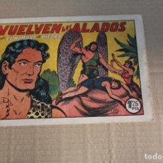 Tebeos: PURK EL HOMBRE DE PIEDRA Nº 61, EDITORIAL VALENCIANA. Lote 103212419