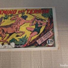 Tebeos: PURK EL HOMBRE DE PIEDRA Nº 62, EDITORIAL VALENCIANA. Lote 103212475