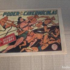 Tebeos: PURK EL HOMBRE DE PIEDRA Nº 81, EDITORIAL VALENCIANA. Lote 103212643