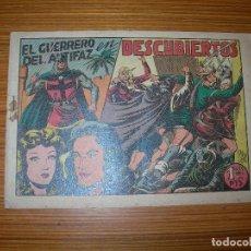 Tebeos: EL GUERRERO DEL ANTIFAZ Nº 77 EDITA VALENCIANA . Lote 103284779