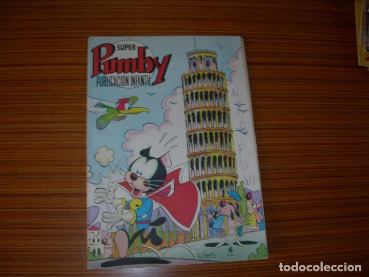 SUPER PUMBY Nº 81 EDITA VALENCIANA (Tebeos y Comics - Valenciana - Pumby)
