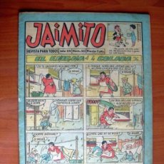 BDs: JAIMITO, Nº 583 - EDITORIAL VALENCIANA 1945 - CONTIENE UNA AVENTURA DE ROBERTO ALCAZAR Y PEDRIN. Lote 103416407