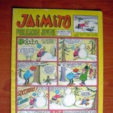 Tebeos: JAIMITO, Nº 1050 - EDITORIAL VALENCIANA - CONTIENE DIBUJOS DE AMBRÓS. Lote 103462127