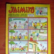 Tebeos: JAIMITO, Nº 1062 - EDITORIAL VALENCIANA - CONTIENE DIBUJOS DE AMBRÓS. Lote 103462259
