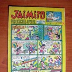 Tebeos: JAIMITO, Nº 1005 - EDITORIAL VALENCIANA - CONTIENE DIBUJOS DE AMBRÓS. Lote 103462283