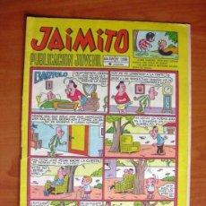 Tebeos: JAIMITO, Nº 1066 - EDITORIAL VALENCIANA - CONTIENE DIBUJOS DE AMBRÓS. Lote 103462579