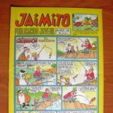 Tebeos: JAIMITO, Nº 1067 - EDITORIAL VALENCIANA - CONTIENE DIBUJOS DE AMBRÓS. Lote 103462631