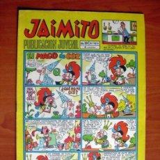 Tebeos: JAIMITO, Nº 1015 - EDITORIAL VALENCIANA - CONTIENE DIBUJOS DE AMBRÓS. Lote 103462895