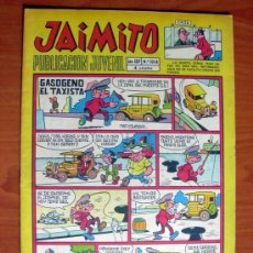 Tebeos: JAIMITO, Nº 1018 - EDITORIAL VALENCIANA - CONTIENE DIBUJOS DE AMBRÓS. Lote 103463459