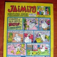 Tebeos: JAIMITO, Nº 1019 - EDITORIAL VALENCIANA - CONTIENE DIBUJOS DE AMBRÓS. Lote 103463543