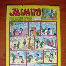 Tebeos: JAIMITO, Nº 1201 - EDITORIAL VALENCIANA - CONTIENE DIBUJOS DE AMBRÓS. Lote 103464235
