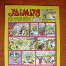 Tebeos: JAIMITO, Nº 1203 - EDITORIAL VALENCIANA - CONTIENE DIBUJOS DE AMBRÓS. Lote 103464267