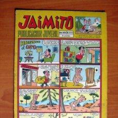 Tebeos: JAIMITO, Nº 1002 - EDITORIAL VALENCIANA - CONTIENE DIBUJOS DE AMBRÓS. Lote 103464303