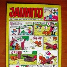 Tebeos: JAIMITO, Nº 1560 - EDITORIAL VALENCIANA - CONTIENE DIBUJOS DE AMBRÓS. Lote 103464447