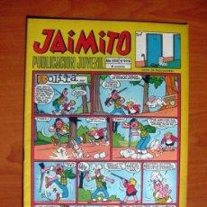 Tebeos: JAIMITO, Nº 999 - EDITORIAL VALENCIANA - CONTIENE DIBUJOS DE AMBRÓS. Lote 103464795