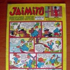 Tebeos: JAIMITO, Nº 967 - EDITORIAL VALENCIANA - CONTIENE DIBUJOS DE AMBRÓS. Lote 103465879